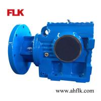 S series helical worm gear reducer motor electric motor for Electric motor reduction gearbox