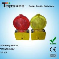 Quality Solar Traffic Warning Lamp for sale