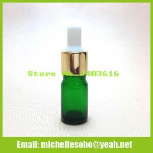 China 10 ml round dropper bottle glass bottle on sale