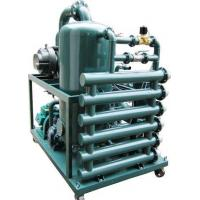 China ZYD Double Stage Vacuum Oil Purifier on sale
