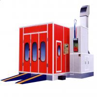 Wholesale Auto Spray Car Paint Booth (SSB91) from china suppliers
