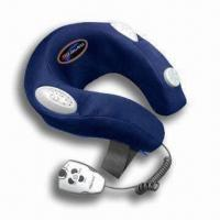 Wholesale Electronic Neck Massager with Cyber Controller and 100% Terylene Fabric Cover from china suppliers