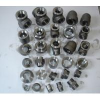 """Wholesale Stainless Steel Forged Fittings Nickel Alloy Carbon Steel forged fitting NPT 1"""" 3000# A182 / A105 B16.11 from china suppliers"""