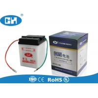 Wholesale Lightweight 6v 4ah Rechargeable Battery , 6 Volt Sealed Lead Acid Battery from china suppliers