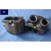 Wholesale Lost Wax Investment Casting Metal Parts Ductile Cast Iron Water Pump Parts from china suppliers
