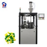 Wholesale High Speed 90000 Pcs/H Pharmaceutical Powder Pellets Hard Gelatin Capsule Filling Machine from china suppliers