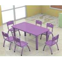 Preschool Classroom Furniture Plastic Table Chair For