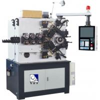 Buy cheap Six Axes Spring Coiling Machine Wire Dimater 6.0mm Spring Coiler Equipment from wholesalers