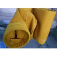 Wholesale High Efficiency P84 Filter Bags With PTFE Membrane Low Back Washing Pressure from china suppliers
