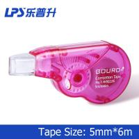 Paper Mate Liquid Paper Dryline Grip Correction Tape Rose Easy To Carry