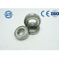 China Shaker Screen Bearings 6204 20 * 47 * 14 , Low Friction Industrial Ball Bearings on sale