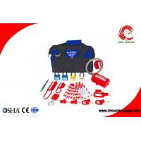 Wholesale Departmental and Group Safety Lockout Kit ZC-Z13 , Electrical isolation combination bag from china suppliers