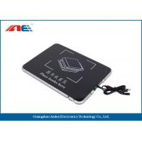 Wholesale 12V DC Desktop HF RFID Reader For Library Books Check In Out from china suppliers