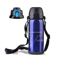 Wholesale BSCI Double Wall SUS 201 Thermos Vacuum Insulated Bottle from china suppliers