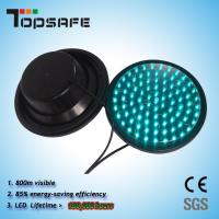 "Wholesale 8"" LED Traffic Light Module of Green Color from china suppliers"