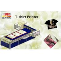 China Stable High Efficiency T Shirt Printing Machine With 8 Ricoh GH2220 Print Heads on sale