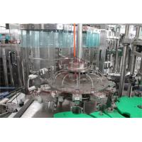 China Liquid Beer Bottling Machine Equipment Production Line Crown Cap 0.2-0.3mpa on sale