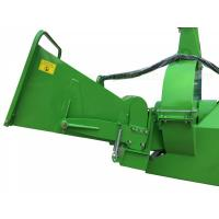 Wholesale PTO Driven Bx92r Tractor Wood Chipper Hydraulic With 4 Blades High Efficiency from china suppliers