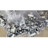 Wholesale Stainless Steel Threaded Pipe Fittings / Union / Elbow For Petroleum Industry from china suppliers