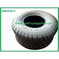 Wholesale Commercial Solid Golf Cart Tires 18X8 5X8 Gray Color 195mm Width Long Service Life from china suppliers