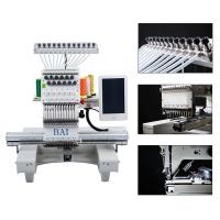 China Dahao Computer System Single Head Embroidery Machine With Wilcom Software Freely on sale