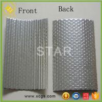 Wholesale Fireproof material aluminum foil bubble insulation bubble foil fireproof burning-resistant water-resistant from china suppliers