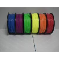 Buy cheap 1.75 mm 3D Printer Material ABS Filament For Makerbot 3D Printing Consumables product