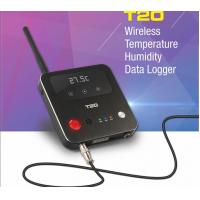 China T20 SMS GPRS WIFI Temperature & Humidity Sensor with Cloud based monitoring on sale