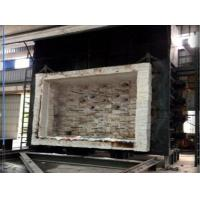 ASTM E119 ISO 834 Flammability Testing Equipment Large Scale Vertical
