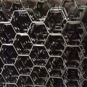 Buy cheap Grade 310S 410S Stainless Steel Tortoiseshell Net 10-40mm Height from wholesalers