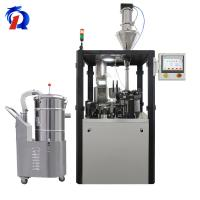 Wholesale NJP-1500D Fully Automatic Capsule Filling Machine Filling Rod Holder Adopts The Drawing Card Slot Design from china suppliers