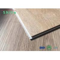 Wholesale SPC Wood Look Vinyl Plank Flooring No Noxious Or Chemical For Commercial from china suppliers
