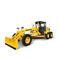 China Shantui Official Mini Tractor Road Grader 12 Ton 140HP Hydraulic Gear Pump 140HP SG14 Motor Grader on sale