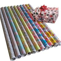 China 30inch x 120inch  80gsm coated paper wholesale gift wrapping  paper tissue paper on sale