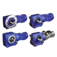 Wholesale Helical Worm Gear Reducer Alloy Steel 40Cr Material With Electric Motor from china suppliers