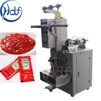 Wholesale Automatic Pouch Jelly Packing Machine , Tomato Ketchup Paste Packaging Machine from china suppliers