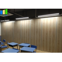 Wholesale Acoustic Room Dividers MDF Melamine Acoustic Finish Partition Walls from china suppliers