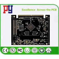 Wholesale 8 layer circuit board  black  fr4  1OZ   Multilayer PCB Board   HDI from china suppliers