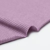 Wholesale High Quality Stock Lot 40s Knitted Rib 100% Rayon Fabric from china suppliers