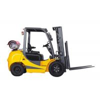 Wholesale 2 Ton Gasoline Powered Forklift LPG Dual Fuel 41kw 6000mm Lifting Height from china suppliers