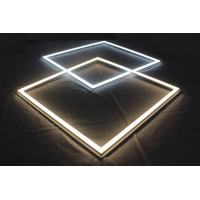 Wholesale PC And Aluminum 60x60cm LED Panel Lights For Decoration 36 W / 42 W 6000K from china suppliers