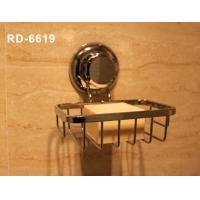 Buy cheap ABS Hook Home Bathroom Accessories Sucking Paper Holder Soap Dish Custom Size from wholesalers