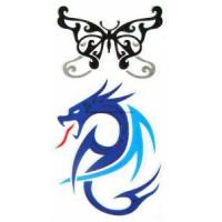 Wholesale Glitter Temporary Tattoo Sticker (HTST024) from china suppliers