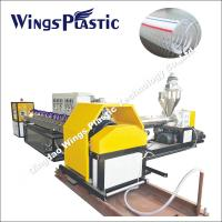 Wholesale Plastic Machine PVC Spiral Steel Wire Reinforced Hose Extrusion Line from china suppliers