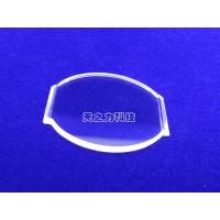 Wholesale 85% - 99% Transmissivity Synthetic Sapphire Glass H9/HV1800-2200 Hardness from china suppliers
