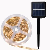 Buy cheap Waterproof Decorative LED String Lights RBG Warm White Color For Patio / Garden from wholesalers