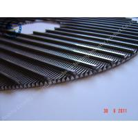 Wholesale Vee Shape Sand Dewatering Screen , Customized Stainless Sieve Screen from china suppliers