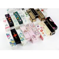 Wholesale Lip Gloss Packaging Custom Printed Cardboard Boxes , Merchandise Packaging Boxes from china suppliers