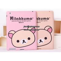 Wholesale Cute silicone case for ipad 2, Rilakkuma Brown Lazy Bear silicon case for Ipad 2 from china suppliers