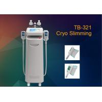 5 Heads Cryolipolysis Slimming Machine with 10.4 Inch Touch Color Screen